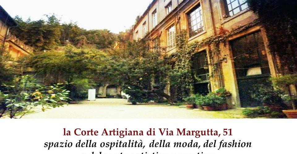 la Corte Artigiana di Via Margutta, 51